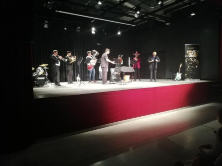 Foto vom Album Magic Brass Show